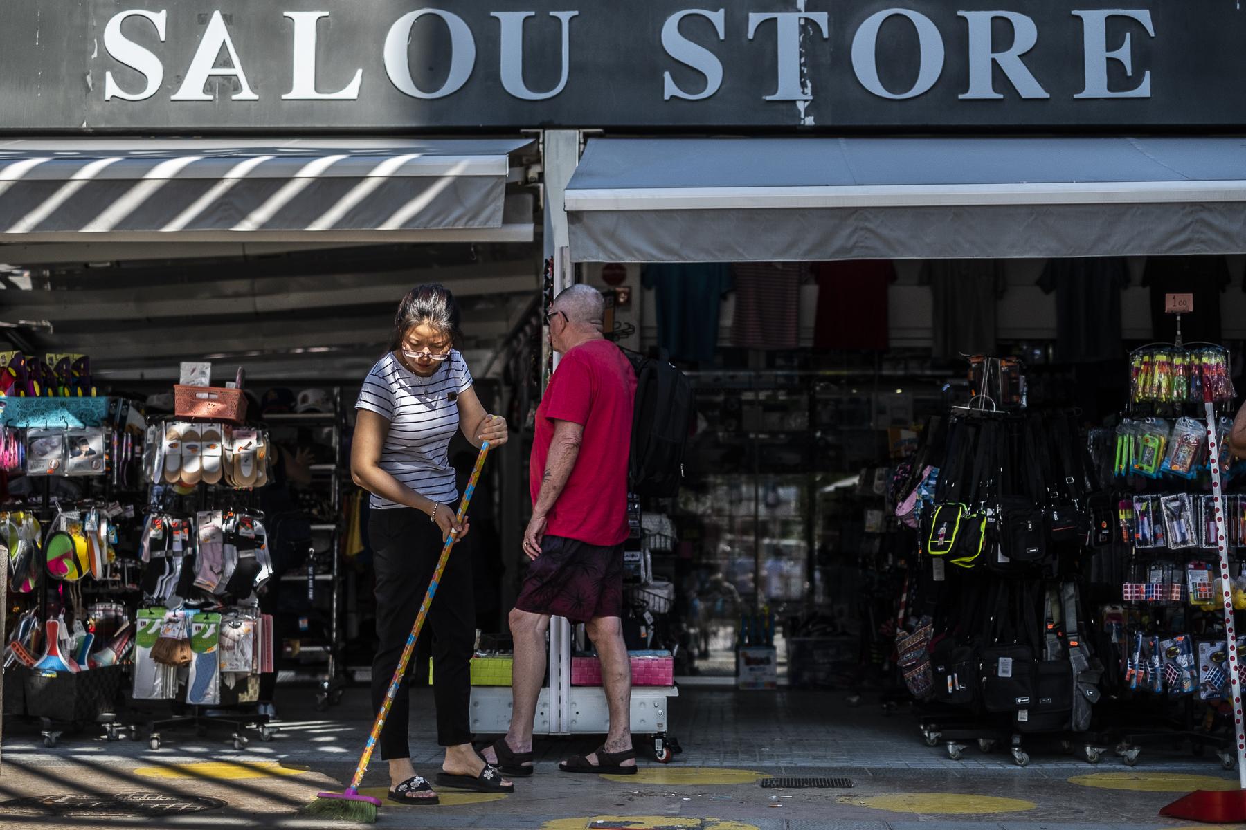 SALOU / ZARAGOZA WALKERS