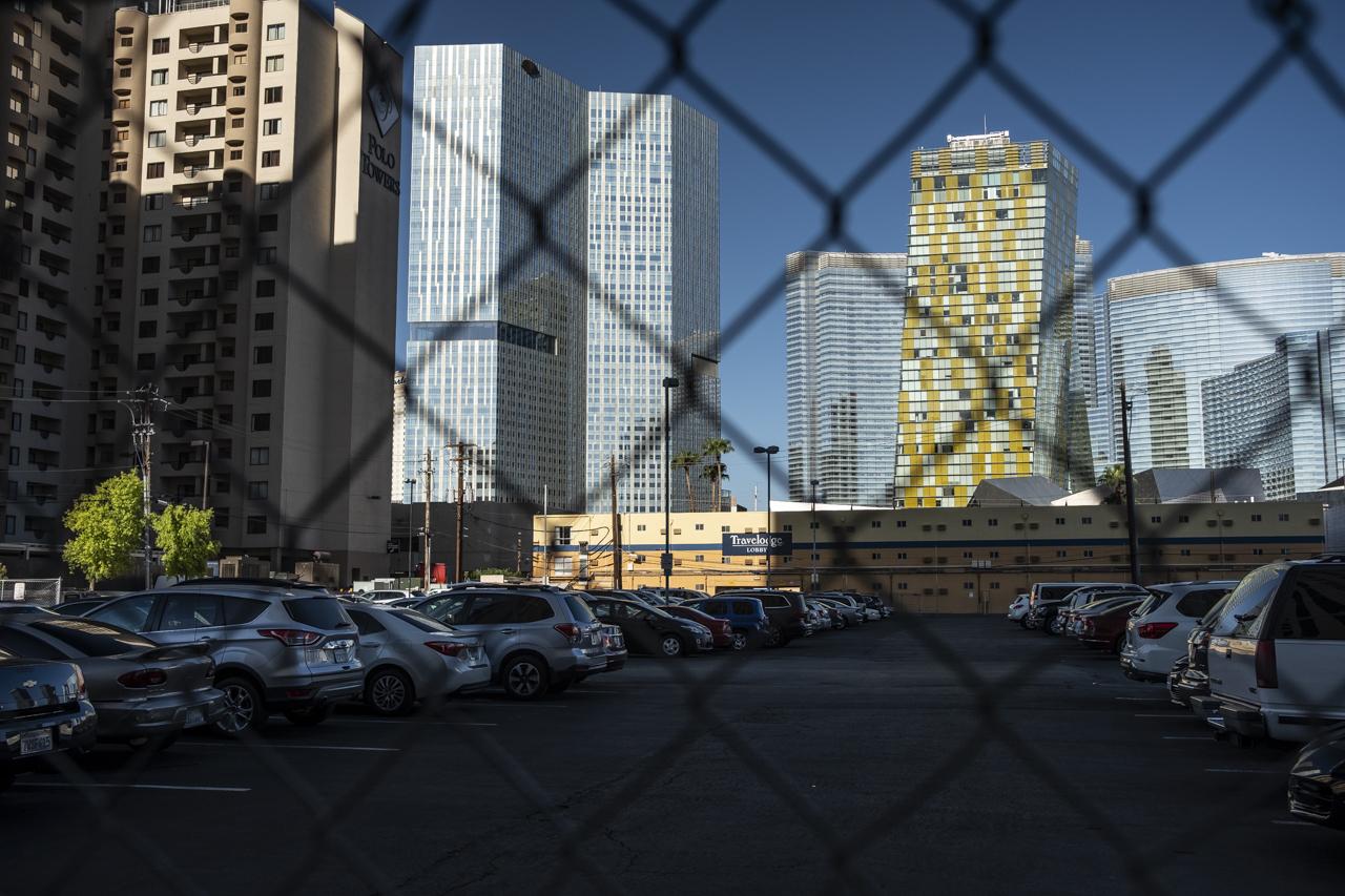 Las Vegas / Zaragoza Walkers