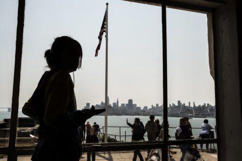 Alcatraz, San Francisco / Zaragoza Walkers