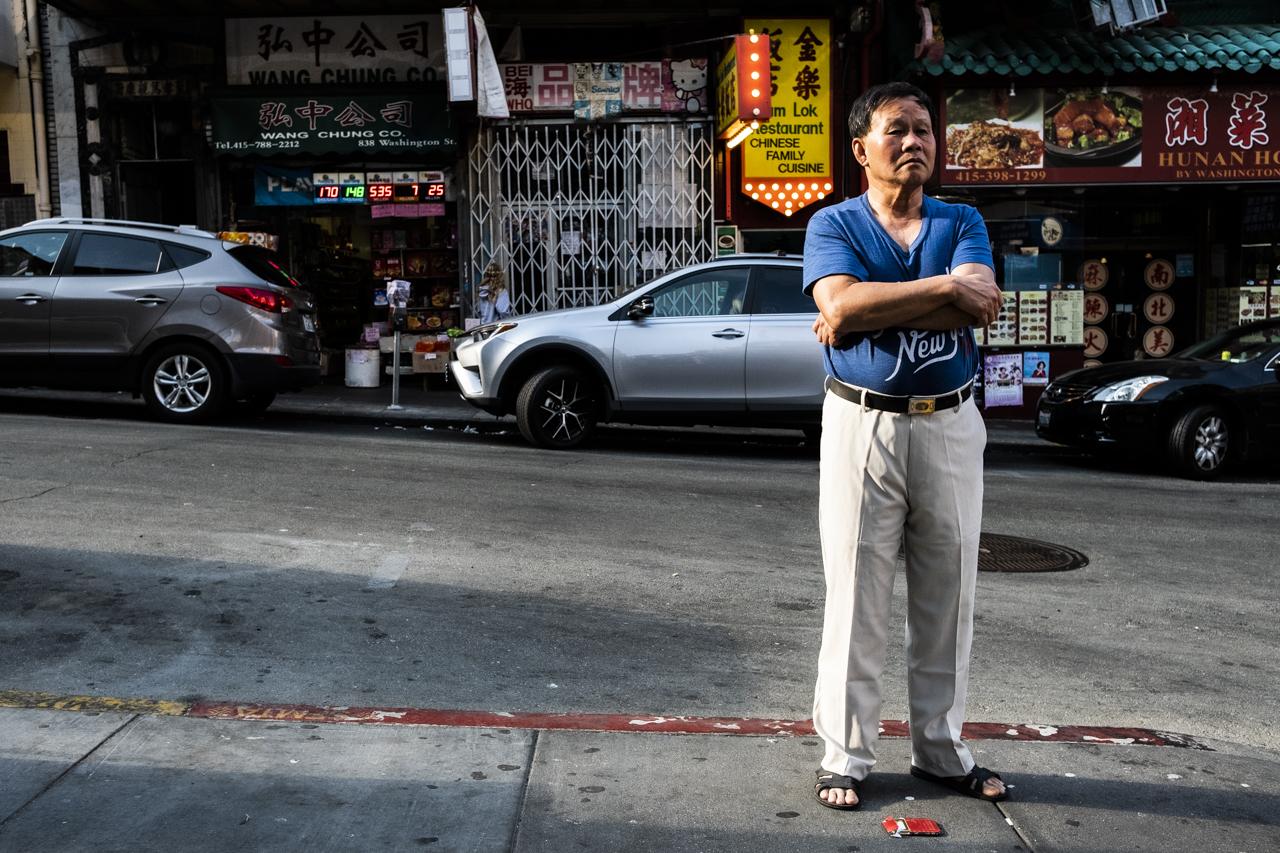 San Francisco Chinatown / Zaragoza Walkers