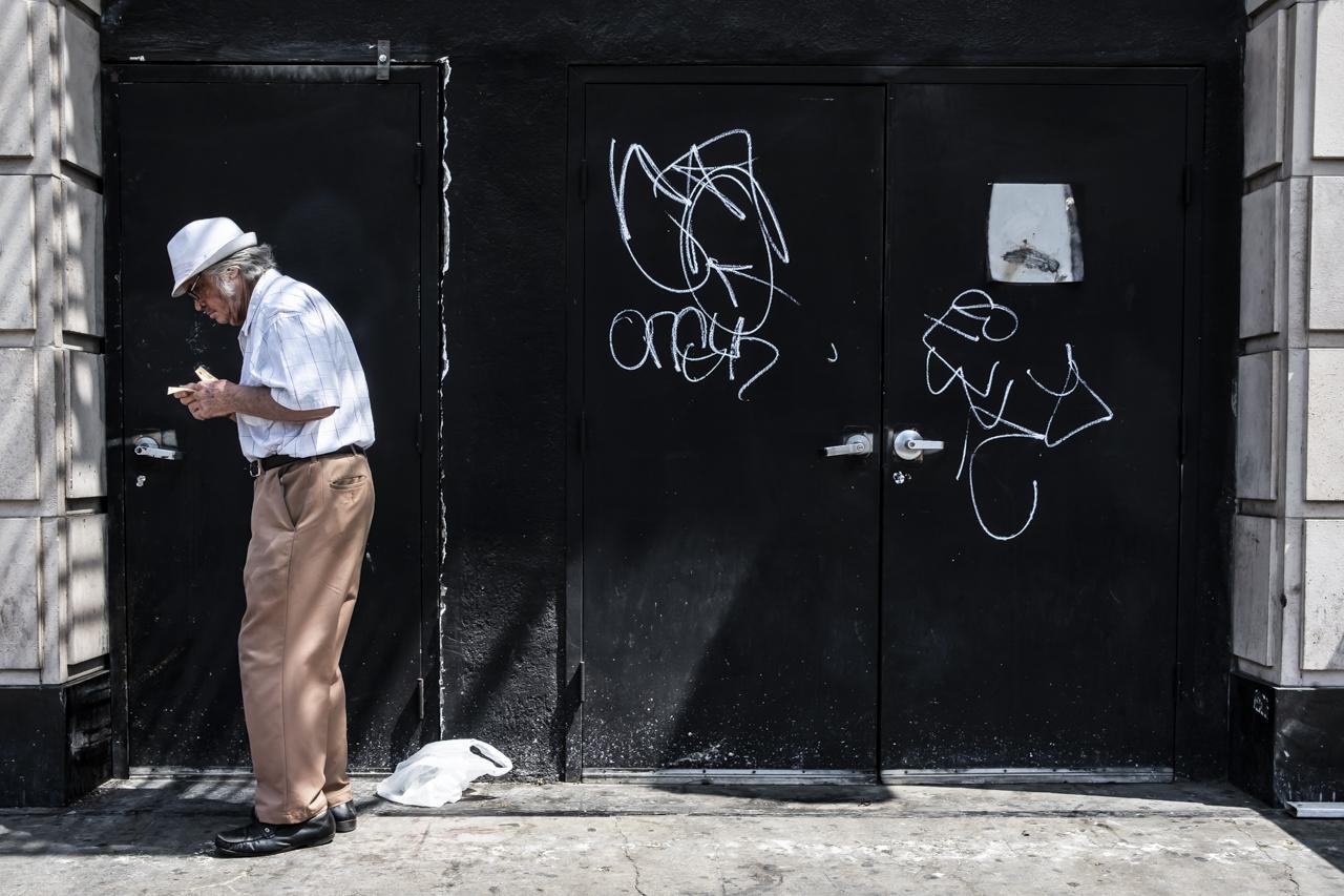 Los Ángeles / Streetphotography / Zaragoza Walkers