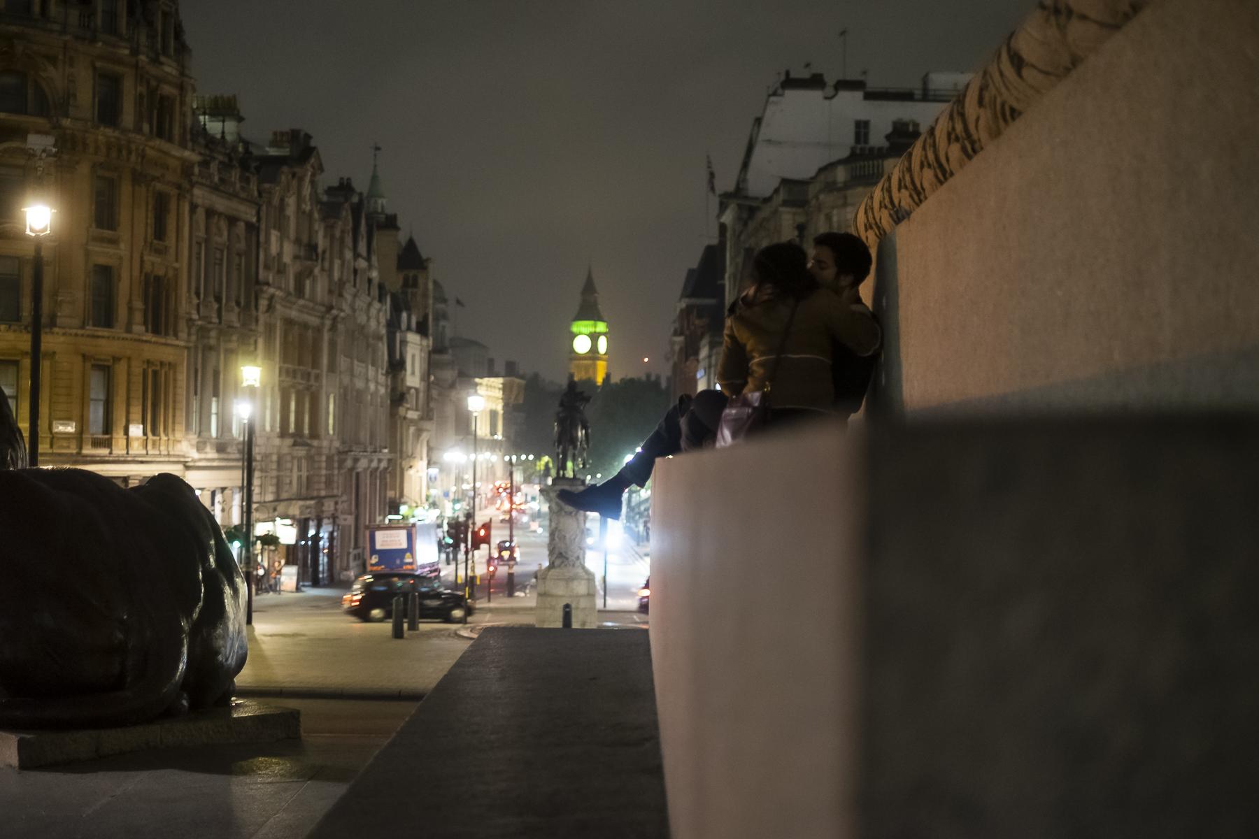 LONDON / ZARAGOZA WALKERS