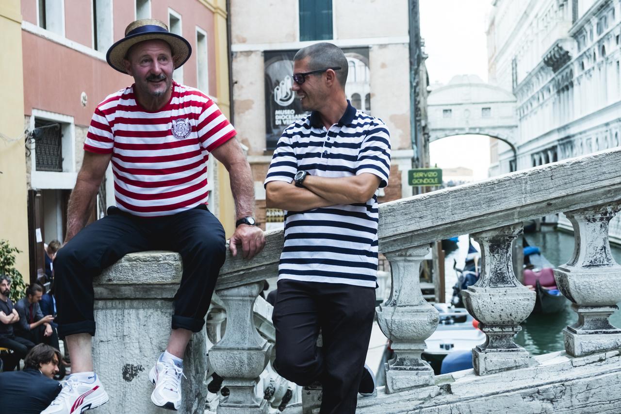 Venecia / Zaragoza Walkers