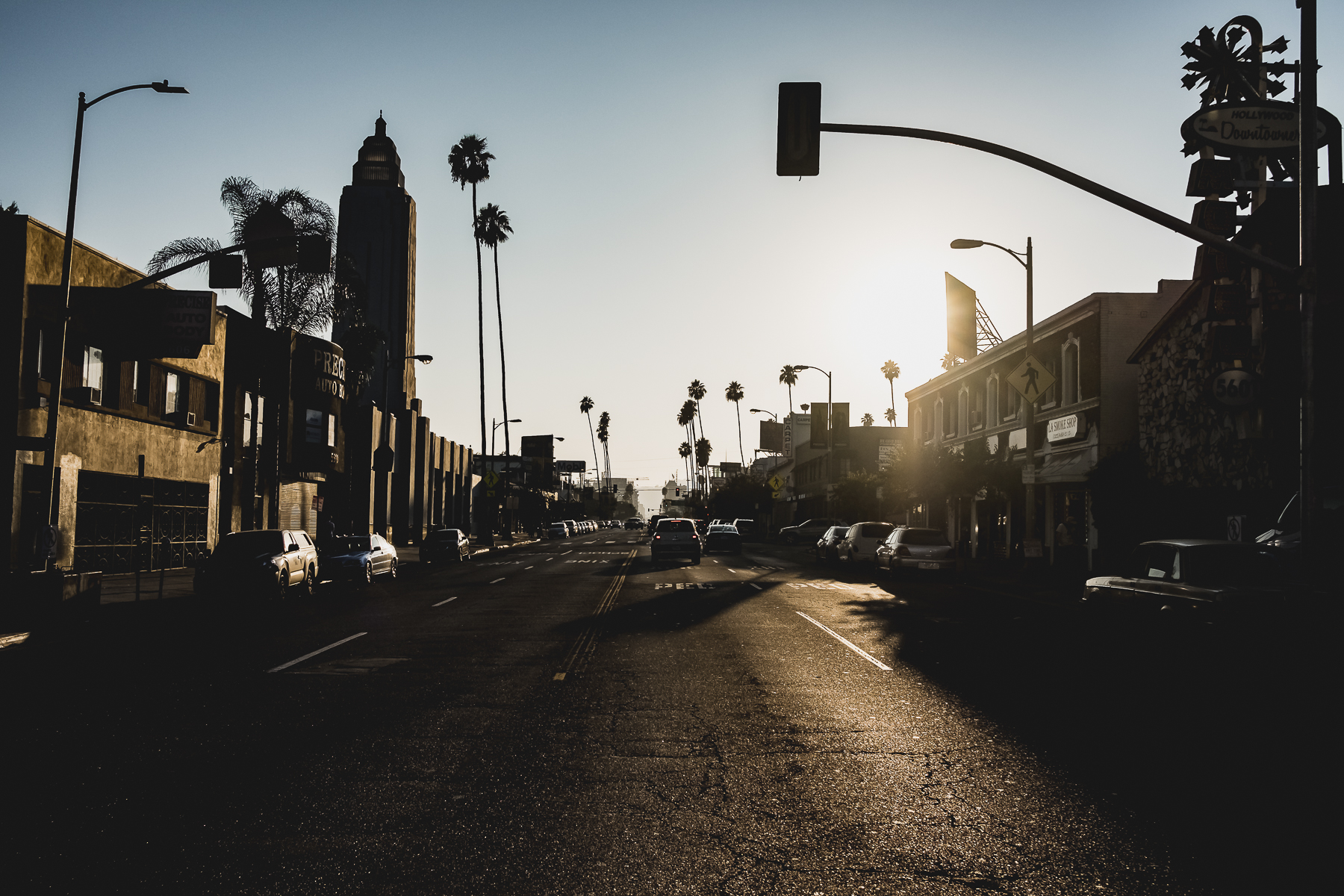 Streetphotography Los Ángeles / Zaragoza Walkers
