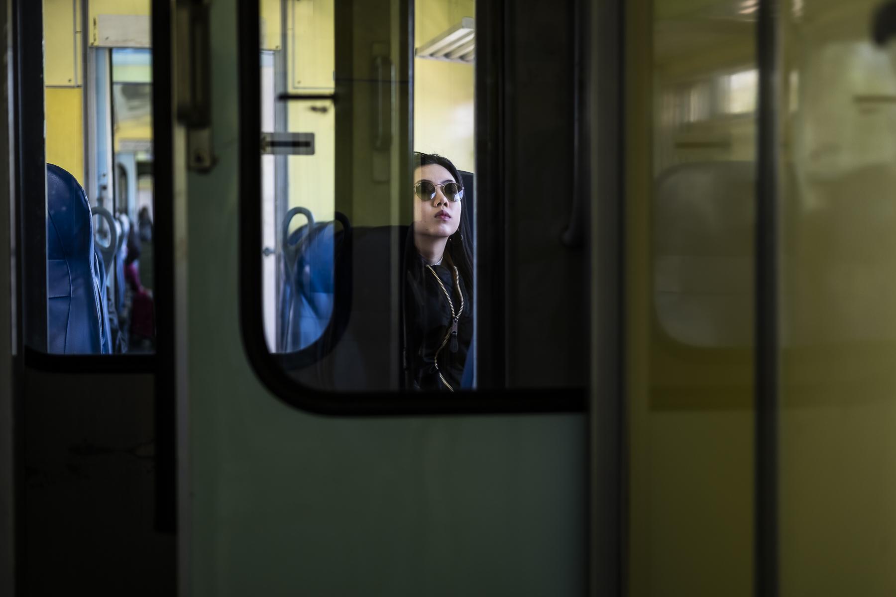 TREN NAPOLI / ZARAGOZA WALKERS