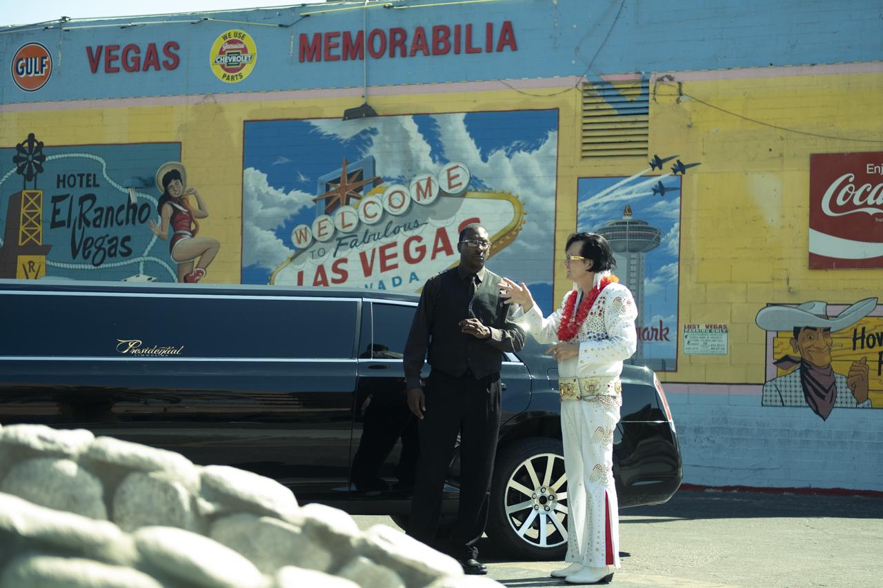 Elvis en Las Vegas / Zaragoza Walkers