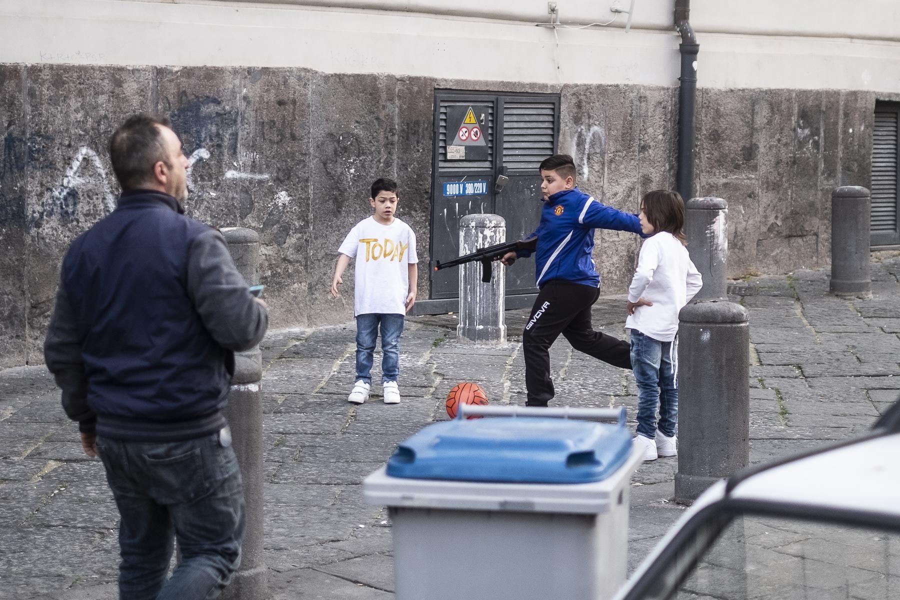 NAPOLI / ZARAGOZA WALKERS
