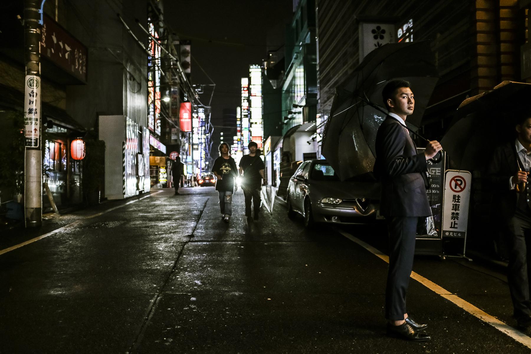 NIGHT TOKYO, JAPON // ZARAGOZA WALKERS