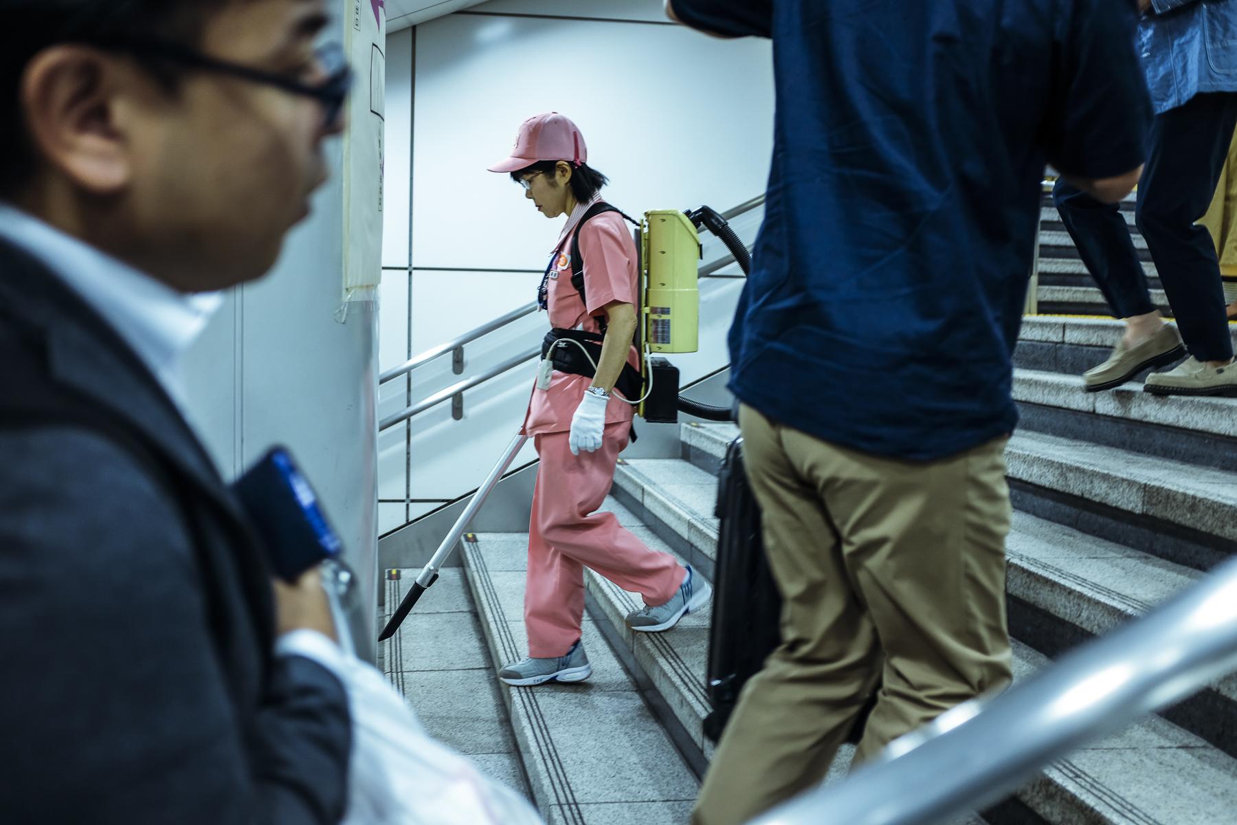 TOKYO, JAPON // ZARAGOZA WALKERS